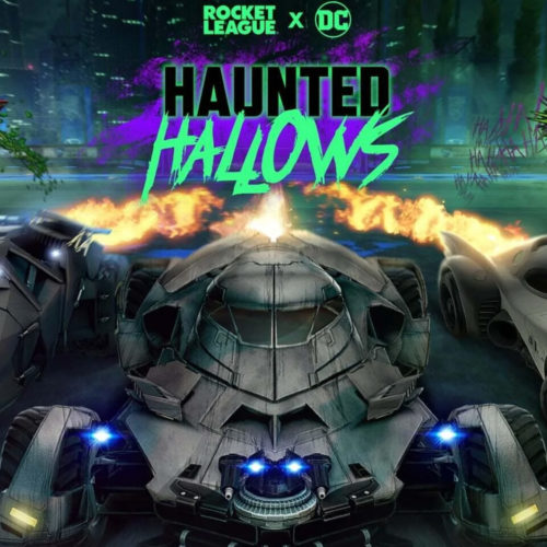 رویداد Haunted Hallows بازی Rocket League
