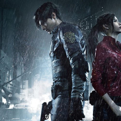 وبسایت بازی Resident Evil