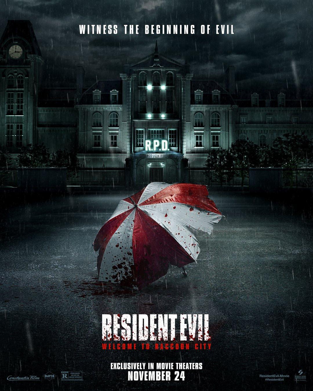 اولین تریلر فیلم Resident Evil 2021