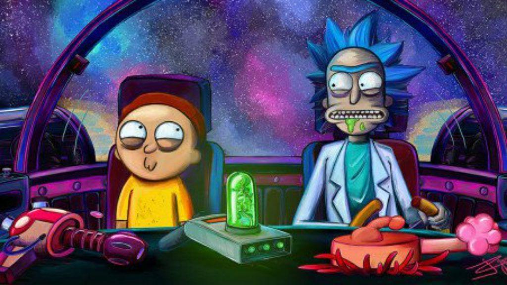انیمه جدید Rick and Morty