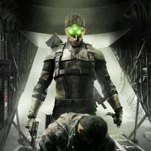 بازی جدید Splinter Cell