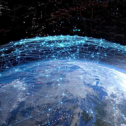 اینترنت استارلینک هنگام پرواز