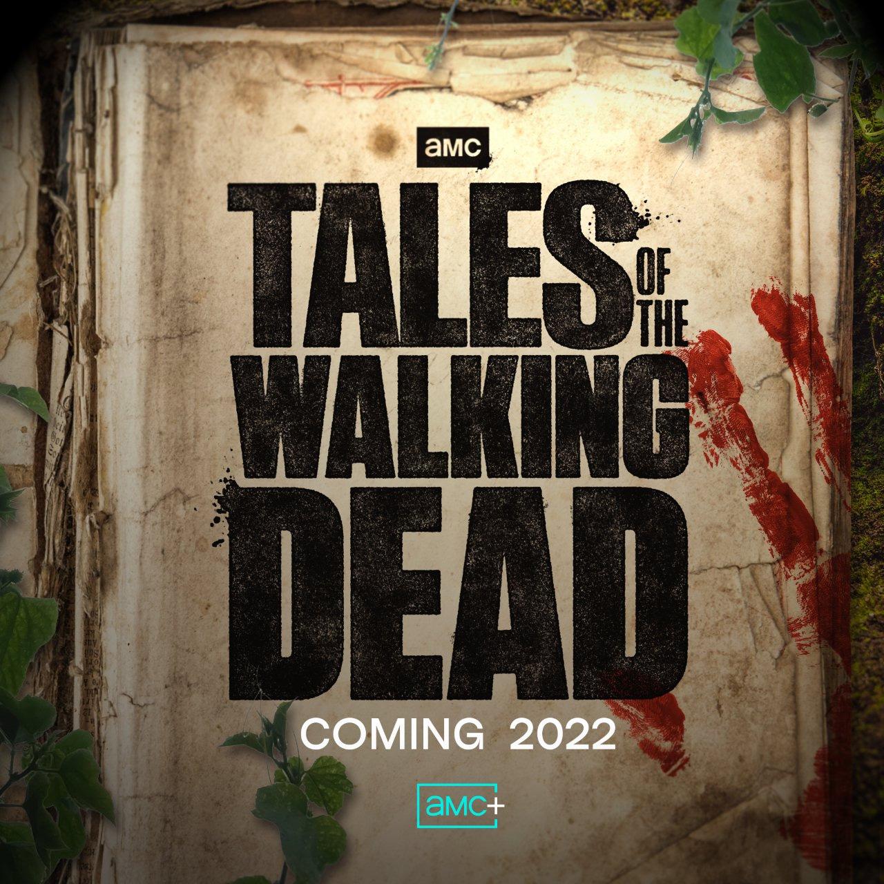 پنجره انتشار سریال Tales Of The Walking Dead