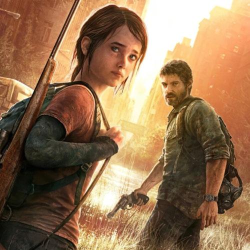 تصاویر پشت صحنه سریال The Last of Us