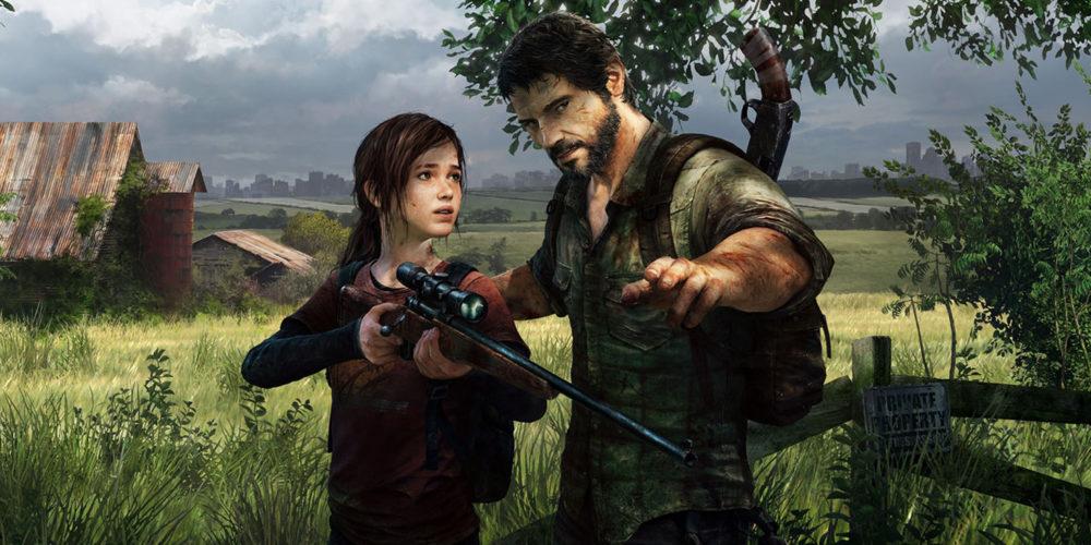 تصویر پشت صحنه سریال The Last of Us