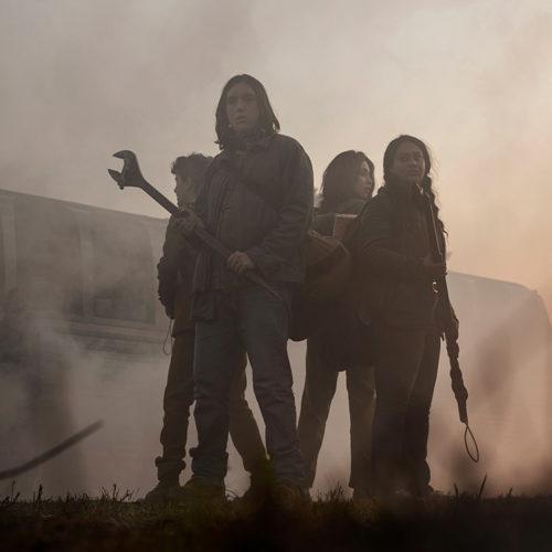 داستان فصل دوم The Walking Dead: World Beyond
