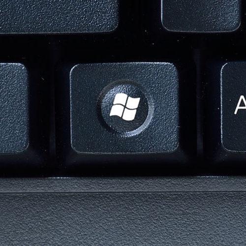 دکمه های میانبر ویندوز