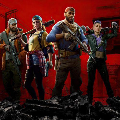 بازیهای ماه اکتبر ایکس باکس گیم پس بازی Back 4 Blood