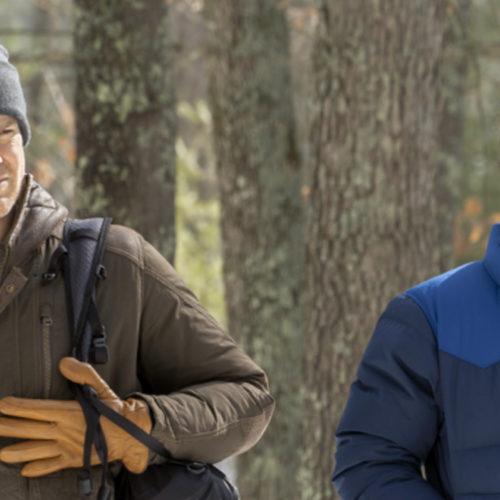 تصویری از دکستر و هریسون در قسمت دوم فصل نهم سریال دکستر