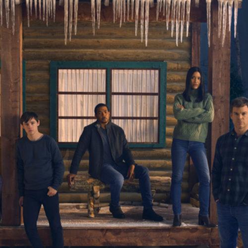 تصویری جدید از بازیگران فصل نهم سریال دکستر