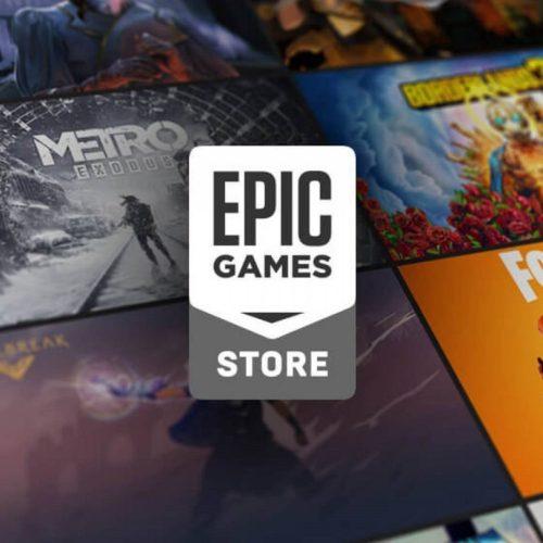 گیفت کارت ۱۰ دلاری فروشگاه اپیک گیمز