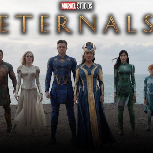 تریلر جدید فیلم Eternals
