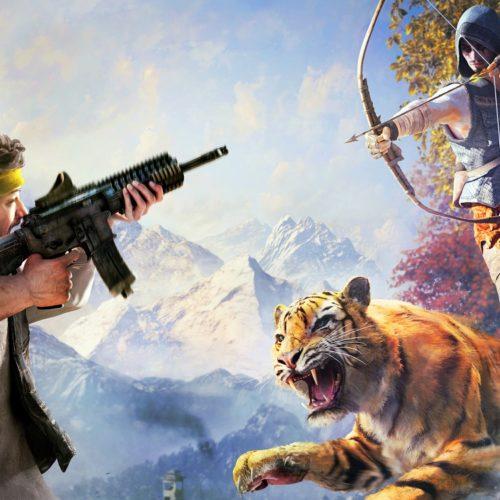 بازی بعدی Far Cry