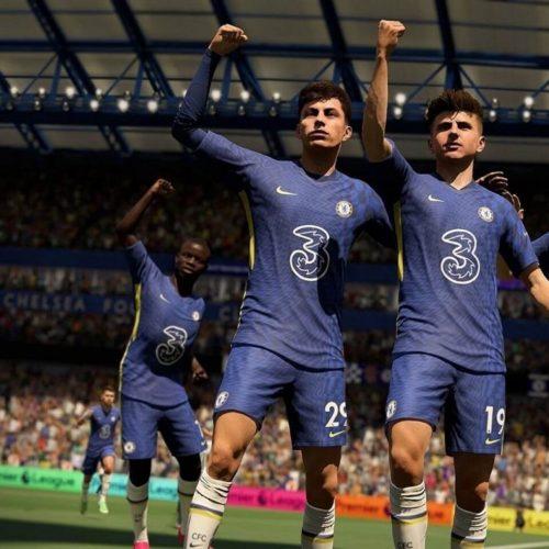 پرفروشترین بازیهای ماه سپتامبر 2021 بازی FIFA 22