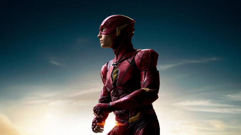 ساخت فیلم The Flash
