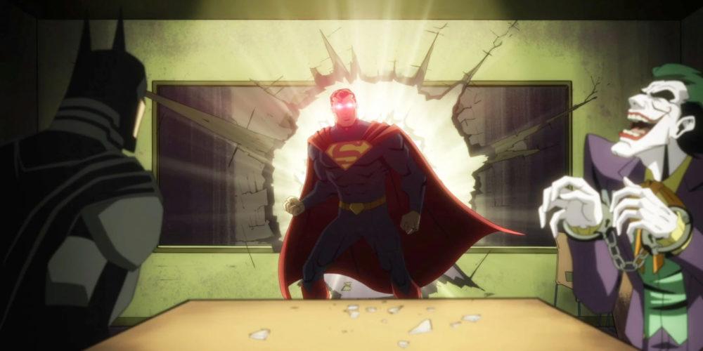 تصاویر انیمیشن Injustice