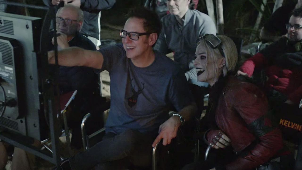 کارگردان Guardians of the Galaxy