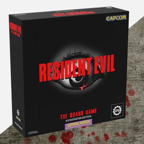 بردگیم Resident Evil